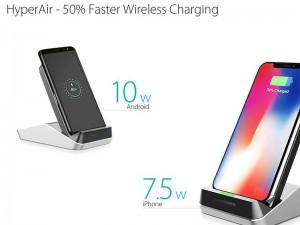 شارژر وایرلس راوپاور مدل Fast Wireless Charging Stand
