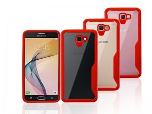 کاور شیشه ایی IPAKY مناسب گوشی موبایل سامسونگj7 prime