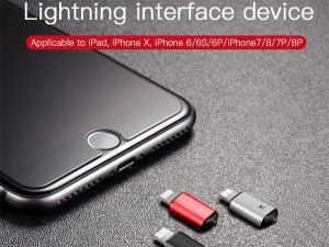 کنترل از راه دور لوازم برقی لایتنینگ بیسوس مدل R01 Phone Remote Control