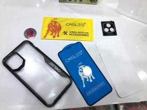پک 5 تیکه کیسلس مدل 19D 5in1 مناسب برای گوشی موبایل آیفون 11 پرو