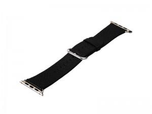 بند چرمی ساعت کوتچی مدل W1 Culture CS2031-BK مناسب برای اپل واچ 42 میلیمتری