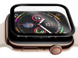 محافظ صفحه نمایش ورتوسو مدل Full Glass 4D مناسب برای ساعت هوشمند اپل واچ 44mm
