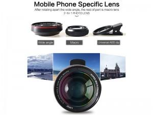 لنز کلیپسی موبایل لی کیو آی مدل LQ-025