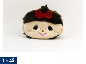 کیف هندزفری عروسکی پارچهای