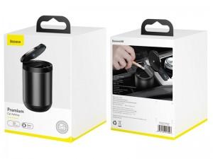 جاسیگاری بیسوس مدل Premium Car Ashtray مناسب برای خودرو