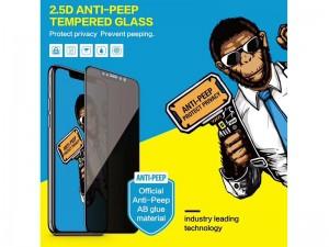 محافظ صفحه نمایش حریم شخصی بلوئو مدل ANTI-PEEP مناسب برای گوشی موبایل اپل iPhone 11 Pro/XS