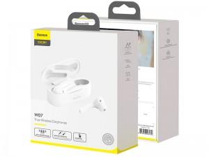 هندزفری بی سیم بیسوس مدل Encok W07 True Wireless Earphones