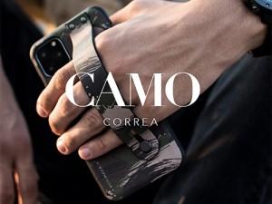 کاور ویوا مادرید مدل CAMOU مناسب برای گوشی موبایل آیفون 11 پرو