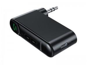 گیرنده بلوتوث صدا بیسوس مدل Type 7 AUX Car Wireless Receive