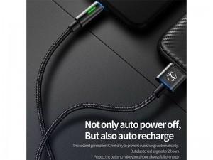 کابل لایتنینگ مک دودو مدل Auto Power off دارای قطع کن خودکار