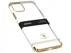 کاور سانتا باربارا پولو مدل Mateo مناسب برای گوشی موبایل آیفون 11 پرو مکس