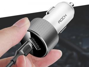 شارژر فندکی راک مدل RCC0131 Sitor PD Fast Charge