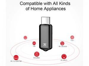 کنترل از راه دور لوازم برقی تایپ سی بیسوس مدل R02 Phone Remote Control