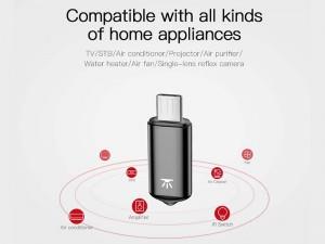 کنترل از راه دور لوازم برقی میکرو یو اس بی بیسوس مدل R03 Phone Remote Control