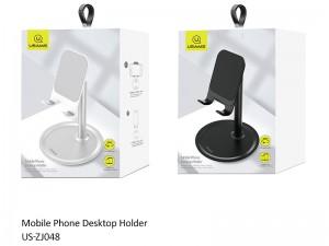 پایه نگهدارنده رومیزی گوشی موبایل یوسمز مدل US-ZJ048
