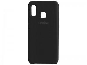 کاور سیلیکونی مدل Silky and Soft touch finish مناسب برای گوشی موبایل سامسونگ A30
