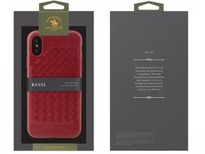 کاور سانتا باربارا پولو مدل RAVEL مناسب برای گوشی موبایل آیفون Xs Max