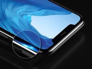 محافظ صفحه نمايش دیویا مدل Dust Proof and Anti Explosion مناسب برای گوشی موبایل اپل iPhone 11 Pro/XS