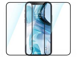 محافظ صفحه نمايش دیویا مدل Dust Proof and Anti Explosion مناسب برای گوشی موبایل اپل iPhone 11/XR