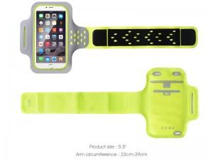 بازوبند ورزشی نگهدارنده گوشی هویت مدل HV-SA010 Sport Armband