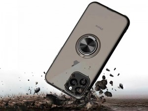 کاور حلقه انگشتی مدل QCC مناسب برای گوشی موبایل آیفون 11 پرو
