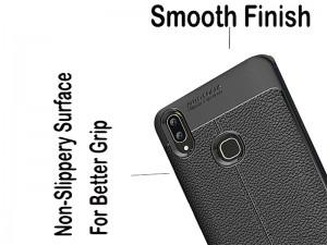 کاور طرح چرم Auto focus مناسب برای گوشی موبایل شیائومی Note 7/Note 7 Pro