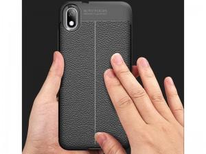 کاور طرح چرم Auto focus مناسب برای گوشی موبایل شیائومی Redmi 7A