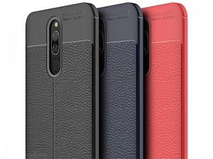 کاور طرح چرم Auto focus مناسب برای گوشی موبایل شیائومی Redmi 8A