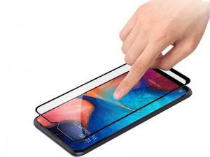 محافظ صفحه نمايش تمام چسب مناسب برای گوشی موبايل سامسونگ A30