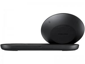 شارژر وایرلس دوکاره اورجینال سامسونگ مدل Wireless Charger Duo EP-N6100