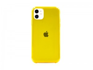 کاور شفاف رنگی مدل Clear Case مناسب برای گوشی موبایل آیفون 11 پرو