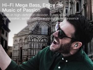 هندزفری بی سیم بیسوس مدل Encok W02 True Wireless Earphones