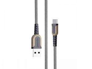 کابل تایپ سی پرودو مدل PD-CMETRP24 به طول 2.4 متر