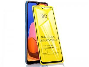 محافظ صفحه نمايش مدل 9D مناسب برای گوشی موبايل سامسونگ A20s