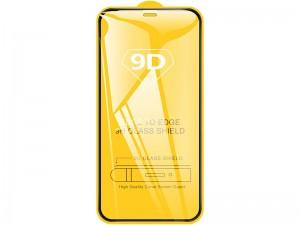 محافظ صفحه نمايش مدل 9D مناسب برای گوشی موبايل iPhone 11/XR