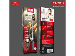 مونوپاد بلوتوثی سه پایه دار ارلدام مدل ET-ZP14