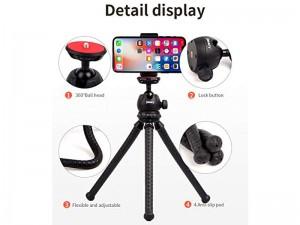 سه پایه دوربین و گوشی جی ماری مدل MT-25