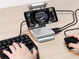 داک بازی گیمسر مدل X1