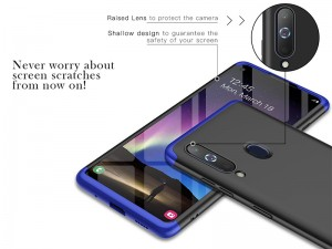کاور اورجینال GKK مناسب برای گوشی موبایل سامسونگ A20s