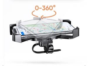 پایه نگهدارنده گوشی موبایل جویروم مدل  JR-OK5 مناسب برای موتور سیکلت و دوچرخه