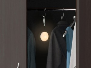 لامپ قابل حمل هوشمند بیسوس مدل Light Garden Series