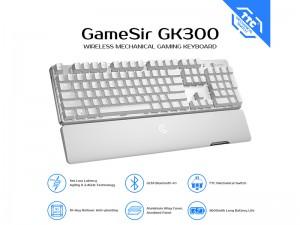 کیبورد بی سیم مخصوص بازی گیم سیر مدل GK300