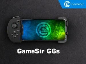 دسته بازی گیم سیر مدل G6s مناسب برای گوشی موبایل اپل