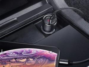 شارژر فندکی فست شارژ بیسوس مدل PPS Quick Charging Car Charger