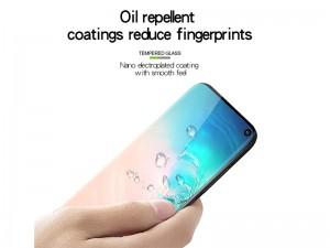 محافظ صفحه نمایش گرین مدل 3D Curved Hot Benoing Glass مناسب برای گوشی موبایل سامسونگ S10