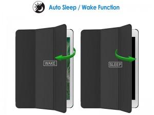 کیف محافظ چرمی تبلت آیپد مینی 4 مدل Smart Case