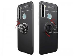 کاور حلقه انگشتی مدل Becation مناسب برای گوشی موبایل شیائومی Redmi Note 8T
