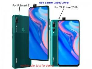 کاور حلقه انگشتی مدل Becation مناسب برای گوشی موبایل هوآوی P Smart Z/Y9 Prime 2019