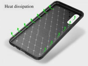 کاور فیبر کربنی اتوفوکوس مناسب برای گوشی موبایل سامسونگ A90 5G