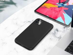 کاور سیلیکونی آها استایل مناسب برای گوشی موبایل آیفون 11 بهمراه گلس صفحه نمایش